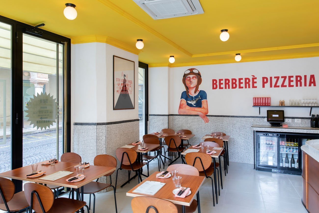 pizzeria berbere verona