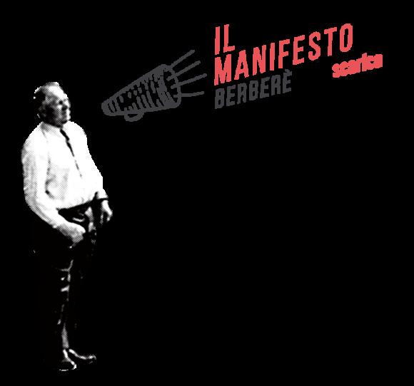 manifesto berbere