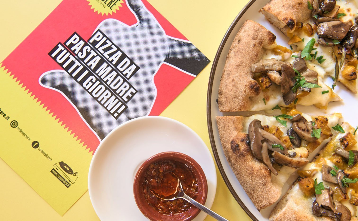 berberè pizza
