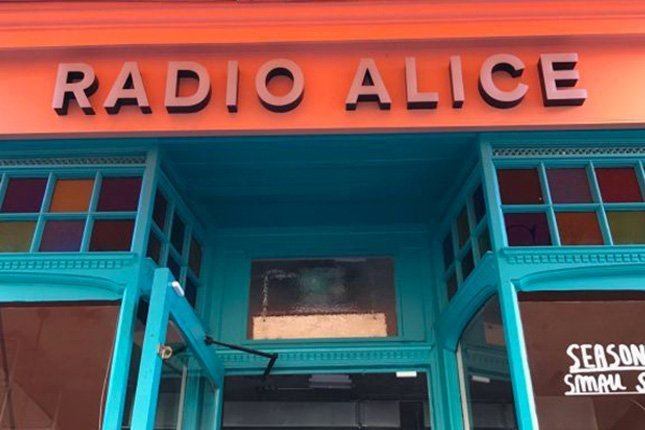radio alice londra