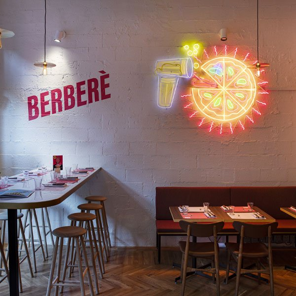 Berberè Milano Colonne
