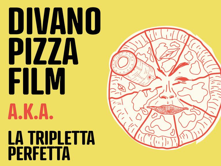 Divano Pizza film