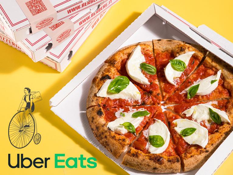 promo uber eats berberè firenze
